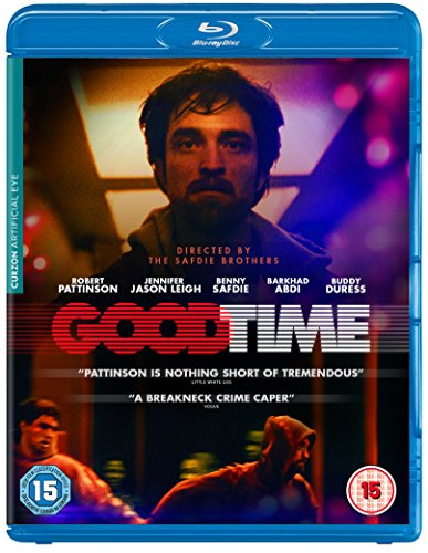 Good Time [Blu-ray] [UK Import]
