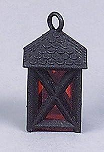 Kahlert 20.636 luz - Muñeca Mini Accesorios - Linterna Natividad Hecha de plástico, Altura 20 mm