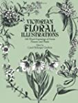 Victorian Floral Illustrations: 344 W...