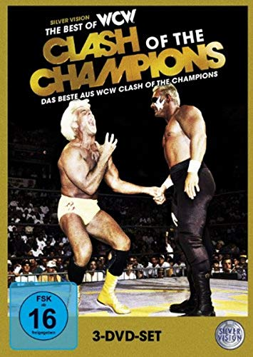 Clash Of The Champions (3 DVDs)