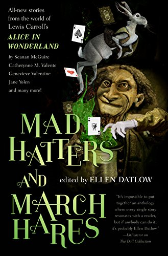 h Hares: All-New Stories from the World of Lewis Carroll's Alice in Wonderland (English Edition) ()