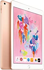 "Apple iPad, 9,7"" mit Wifi, 128 GB, 2018, Gold"