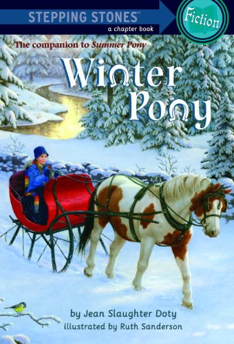 Winter Pony (A Stepping Stone Book(TM)) (English Edition)
