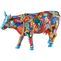Amazon Fr Vache Decorative Resine Cuisine Maison