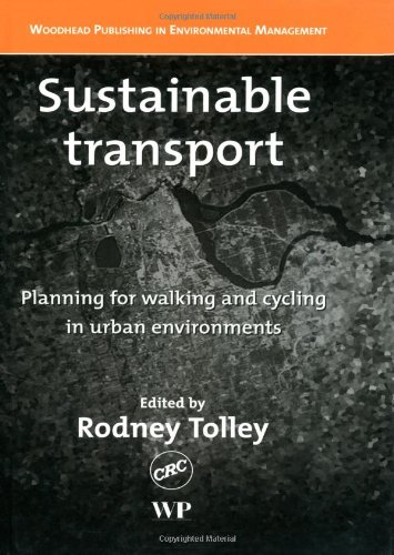 Sustainable Transport (Woodhead Publishing in Environmental Management)