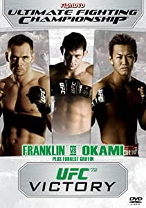 UFC Ultimate Fighting Championship 72 - Victory [DVD]