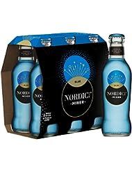 Nordic Mist - Blue, Refresco con gas - Mixer, 200 ml (Pack de
