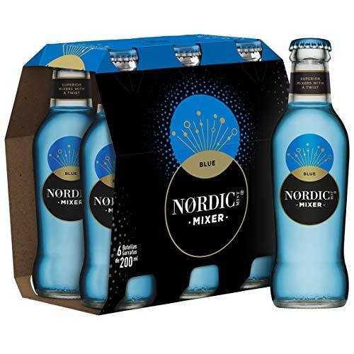 Nordic Mist Tonica - Pack de 6 x 20 cl - Total: 120 cl