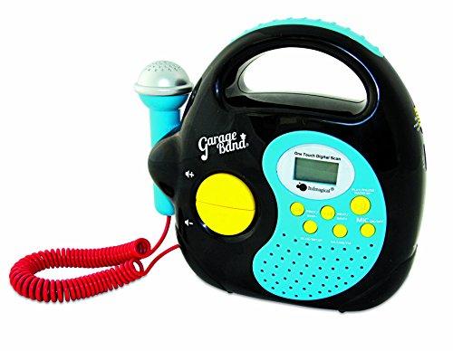 ItsImagical - Mp3 Karaoke Garageband, karaoke portátil mp3, color negro (Imaginarium 88073)
