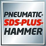 Einhell Bohrhammer TC-RH 900 (900 W, 3 J, Bohrleistung in Beton 26 mm, SDS-Plus-Aufnahme, Metall-Tiefenanschlag, Koffer) Test