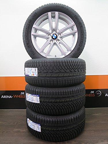 BMW X3 F25 8J x 18 Zoll ET 34 Alufelgen Winterräder Winterreifen Michelin NEU