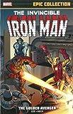 Iron Man Epic Collection - The Golden Avenger