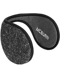 McBurn Melange Knit Earband Ear Warmers Ear Muffs Ear Warmers