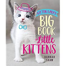 Kitten Lady's Big Book of Little Kittens (English Edition)