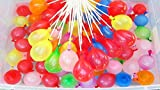 #7: Magic Water Balloons Multiple Color 3 Bunchs, 37 Each Fill And Tie 111 Easy For Kids To Use Hos