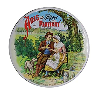 Anis de Flavigny Anise Round Tin The Original 190 g