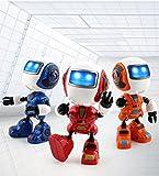 Robot teledirigido para niños, AIMEE7 Mini AccióN Inteligente Dumperes EléCtricos Animal Del Truco De La Forma Del Juguete Regalo De La Novedad (11*5.5*15.5cm, Azul)