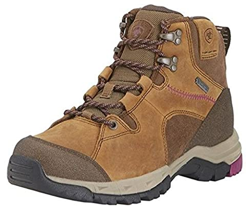 Ariat Skyline GTX Walking Boots, Frontier Brown/Pink, UK6.5