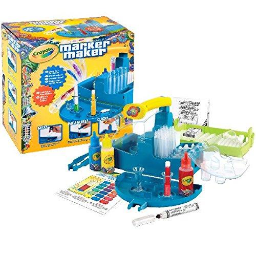 Crayola marker maker - marker maker kits (boy/girl, multicolour, box)