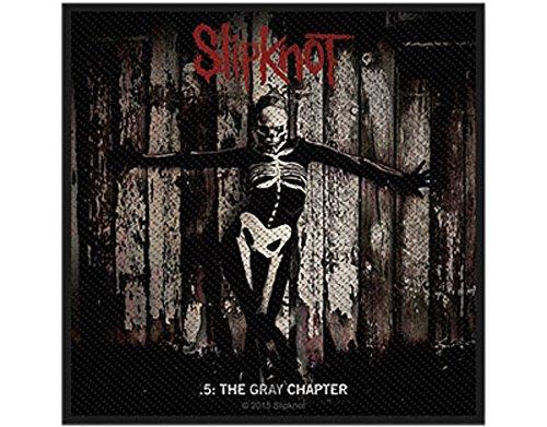 Slipknot - The Gray Chapter - Toppa/Patch - SPEDIZIONE GRATUITA