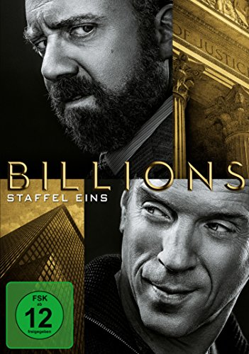 Billions – Staffel Eins [6 DVDs]