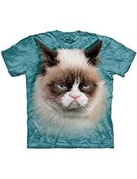 The Mountain Grumpy Cat Pet Child Unisex T Shirt