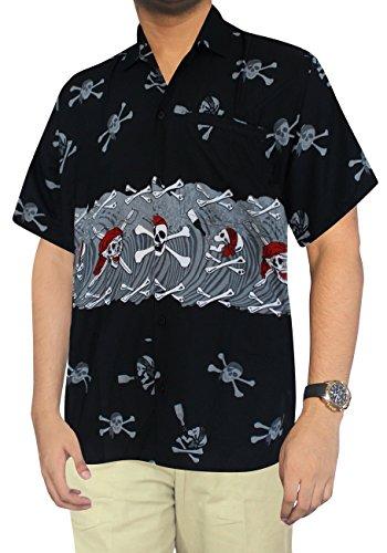casual-short-sleeves-aloha-hawaiian-theme-halloween-theme-shirts-for-men-1115-grey-4xl-skull-valenti