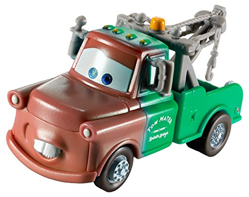 Image of Disney/Pixar Cars, Color Changers Mater [Brown to Teal] Vehicle by Mattel