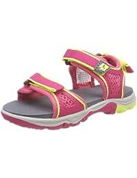 Jack Wolfskin - Acora Beach Sandal Girls - Sandalen Gr 28 rosa