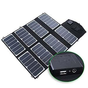 kingsolar 52w solar ladeger t 5v usb and 12v dc. Black Bedroom Furniture Sets. Home Design Ideas