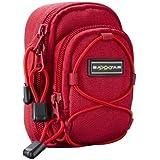 BAXXTAR NEW V3 Digital Camera Bag Case (red)