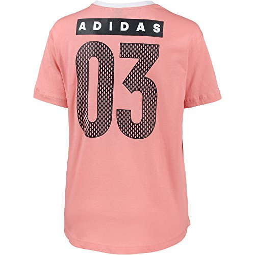adidas Performance Damen T-Shirt Rosa