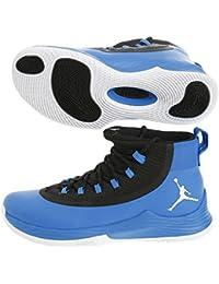 the latest 8dbd2 cd513 Zapatillas de baloncesto Nike JR Ultra Fly para hombre   Blanco-Negro 10