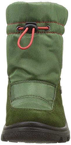 Naturino Naturino Coe., Bottes mi-hauteur avec doublure chaude mixte enfant Vert - Grün (Gruen_9104)