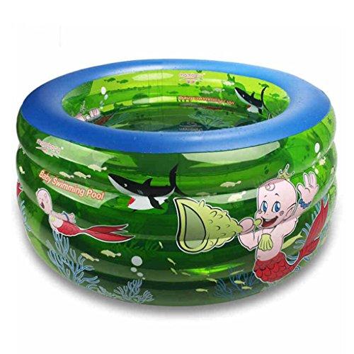 TIDLT Aufblasbarer Swimmingpool der Kinder aufblasbarer Swimmingpool-Erwachsene Baby-Badewanne des Erwachsenen (Größe : S)