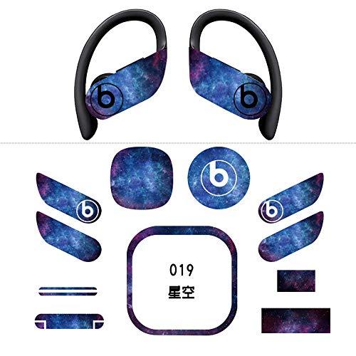 RLTech Skin per Beats Powerbeats Pro, Pellicola protettiva per adesivi in   pelle per Beats Powerbeats Pro, 03