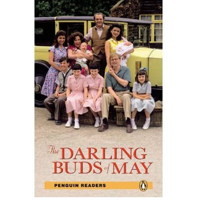 """The Darling Buds of May"" Book/CD Pack: Level 3 (Penguin Readers (Graded Readers)) (Mixed media product) - Common"