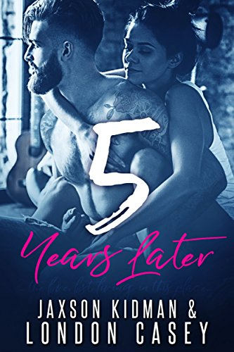5-years-later-a-second-chance-romance-novel-english-edition