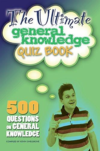 General Knowledge Quiz Ebook