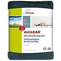 ALCLEAR a257341m Ultra-Fine Cloth for Dogs, 60x 60cm, Grey - ukpricecomparsion.eu