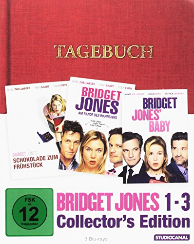 Bild von Bridget Jones 1-3 - Collector's Edition [Blu-ray]
