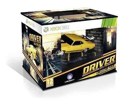 Driver San Francisco Xbox 360 - DRIVER SAN FRANCISCO COLLECTOR XBOX