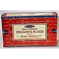 Räucherstäbchen Satya Räucherstäbchen Dragon 's Blood–12Boxen von 15- preisvergleich bei billige-tabletten.eu