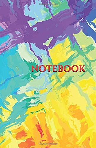 NOTEBOOK: Painted Notes