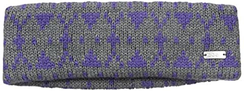 Coal Women's The Olive Mohair Blend Headband, Charcoal, One Size