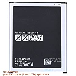 premium apbrothers battery for samsung galaxy J7 & ON-7