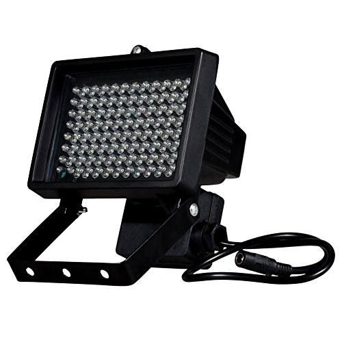 Tuankayuk 96 LED Nachtsicht IR Infrarot Beleuchtung Zusatzlicht Jagdausrüstung