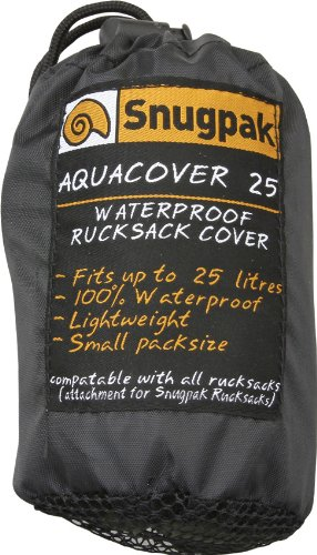 Copertina Snugpak Aqua 25L Backpack Cover Olive