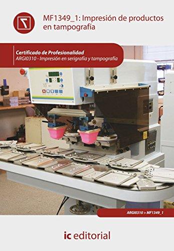 Impresión de productos en tampografía usato  Spedito ovunque in Italia
