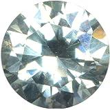 Egl Certified Green Moissanite Diamond 1.10 Ct Tamaño del anillo Corte brillante brillante Moissanite suelta una piedra preci
